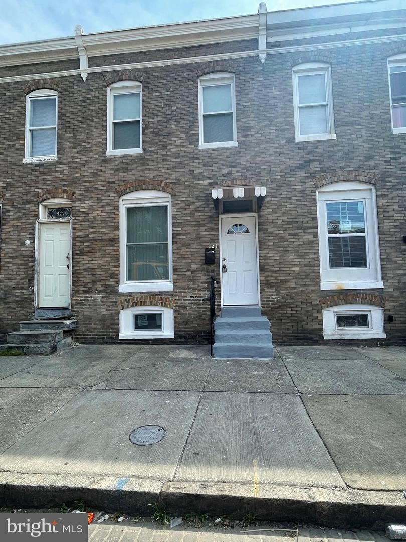 441 S BENTALOU ST, Baltimore, MD 21223 - MLS#: MDBA549024