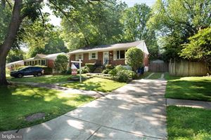 Photo of 4722 BOILING BROOK PKWY, ROCKVILLE, MD 20852 (MLS # MDMC659026)