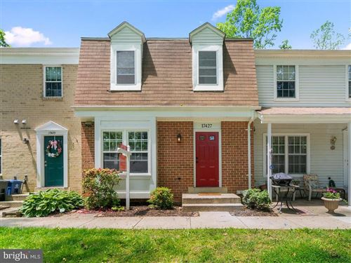 Photo of 17427 PIPERS WAY #14, OLNEY, MD 20832 (MLS # MDMC705026)