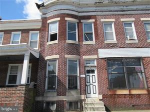 Photo of 1603 GORSUCH AVE, BALTIMORE, MD 21218 (MLS # MDBA470028)