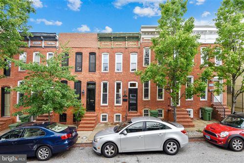 Photo of 1451 COVINGTON ST, BALTIMORE, MD 21230 (MLS # MDBA513028)