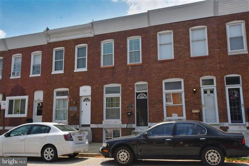 Photo of 812 FAGLEY ST, BALTIMORE, MD 21224 (MLS # MDBA520028)