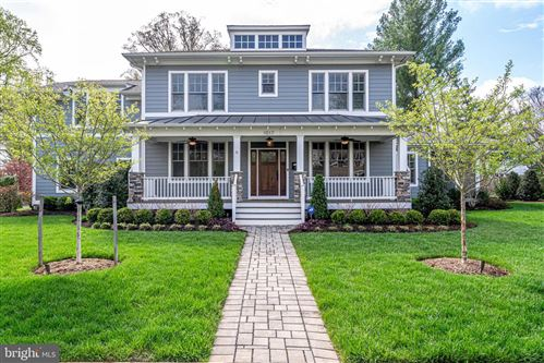 Photo of 1017 FOWLER ST, FALLS CHURCH, VA 22046 (MLS # VAFA112028)