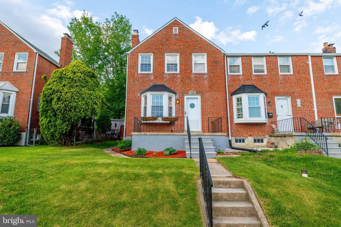 1662 THETFORD RD, Baltimore, MD 21286 - MLS#: MDBC528028