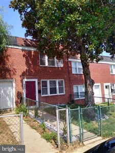 Photo of 2609 RITTENHOUSE AVE, BALTIMORE, MD 21230 (MLS # MDBA481030)