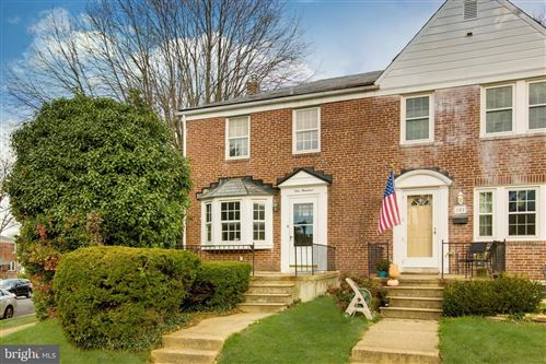 Photo of 100 OVERBROOK RD, BALTIMORE, MD 21212 (MLS # MDBC514030)