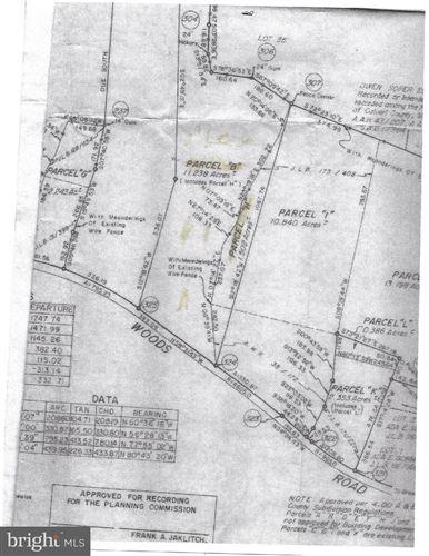 Photo of 3340 PONDS WOOD RD, HUNTINGTOWN, MD 20639 (MLS # MDCA2001030)