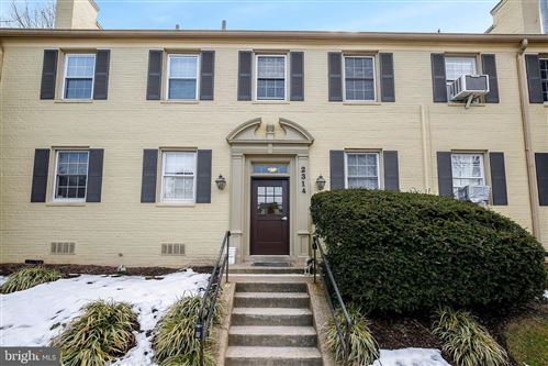Photo of 2314 COLSTON DR #C-101, SILVER SPRING, MD 20910 (MLS # MDMC744030)
