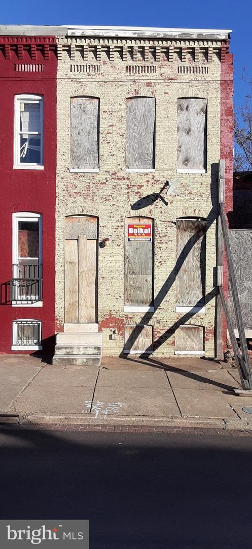 1511 RUTLAND AVE, Baltimore, MD 21213 - MLS#: MDBA538030