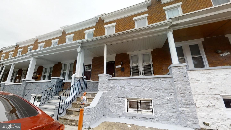 1215 N DECKER AVE, Baltimore, MD 21213 - MLS#: MDBA544034