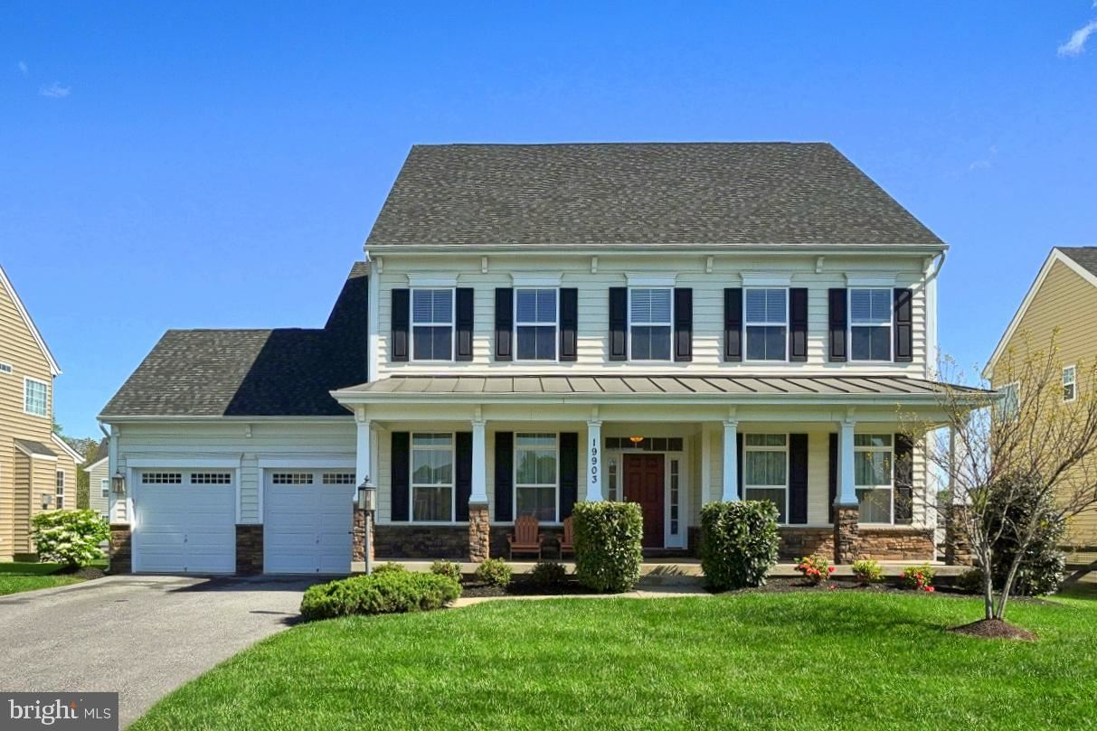 Photo of 19903 BRIARLEY HALL DR, POOLESVILLE, MD 20837 (MLS # MDMC708034)