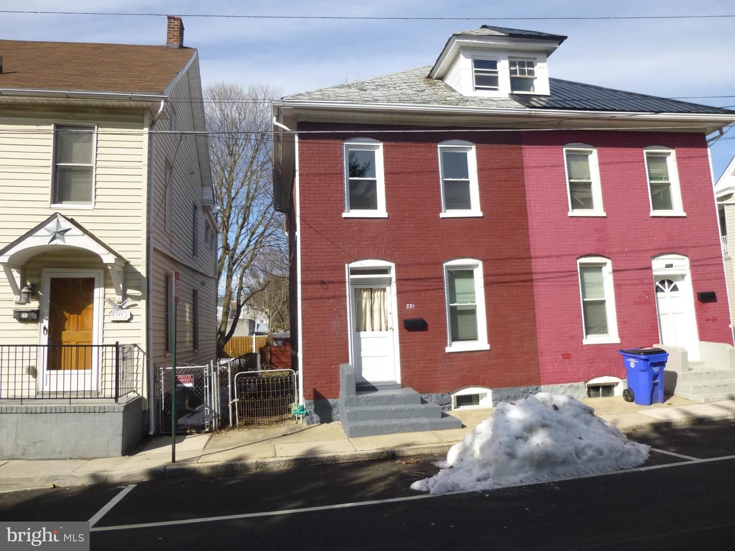 Photo of 331 S MULBERRY ST, HAGERSTOWN, MD 21740 (MLS # MDWA2001034)