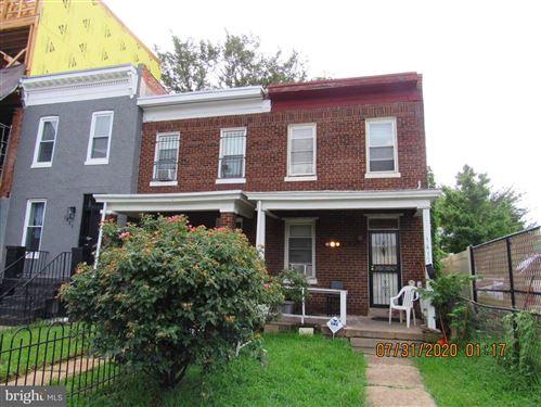Photo of 1417 MARYLAND AVE NE, WASHINGTON, DC 20002 (MLS # DCDC480036)