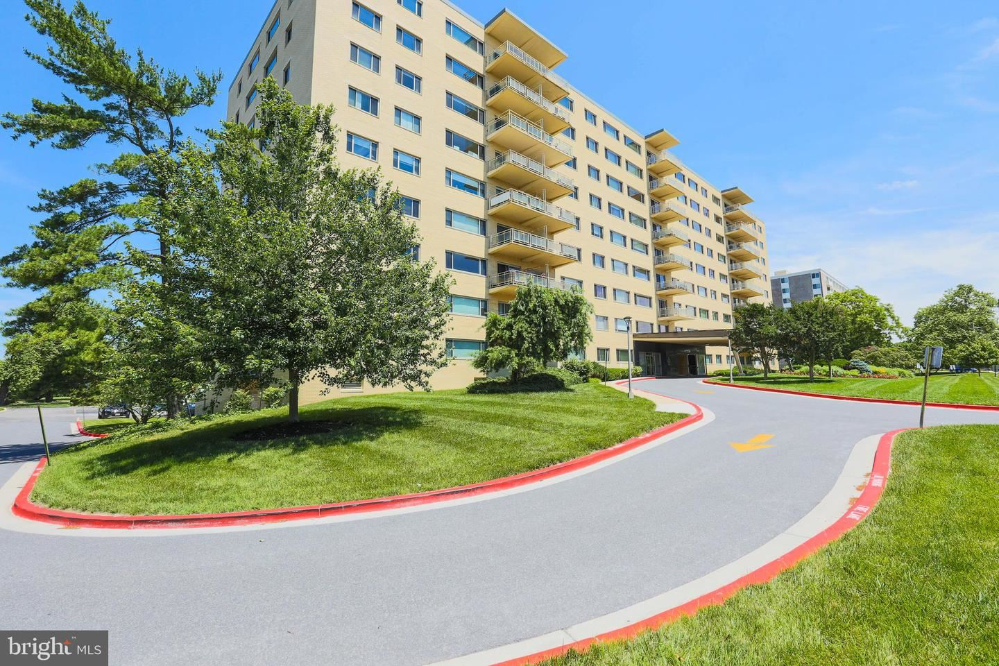 7121 PARK HEIGHTS AVE #808, Baltimore, MD 21215 - MLS#: MDBA462036