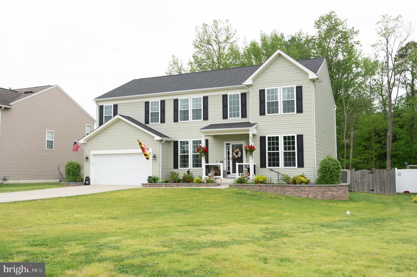 Photo of 1503 CATTAIL COMMONS WAY, DENTON, MD 21629 (MLS # MDCM124036)