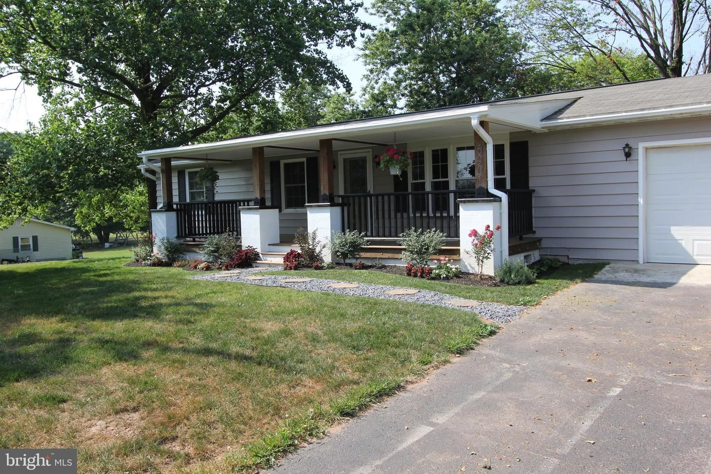 Photo of 6901 TROUT LN, FREDERICK, MD 21702 (MLS # MDFR267036)