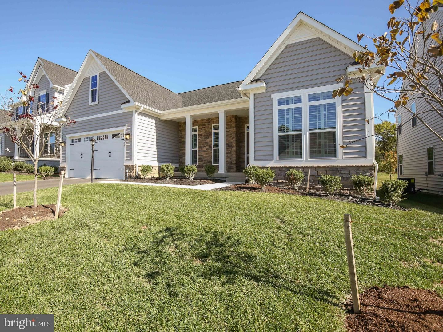 Photo for 144 EMPEROR DR, LAKE FREDERICK, VA 22630 (MLS # VAFV152036)