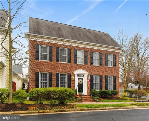 Photo of 100 SMALLWOOD WAY, FALLS CHURCH, VA 22046 (MLS # VAFA111038)