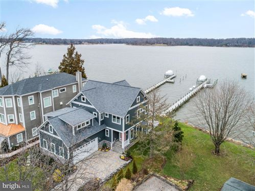 Photo of 516 BAY VIEW POINT DR, EDGEWATER, MD 21037 (MLS # MDAA456042)