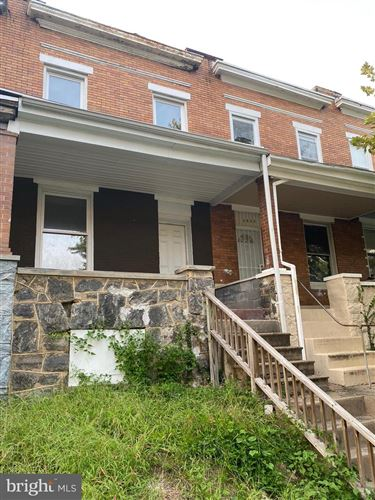Photo of 2620 AISQUITH ST, BALTIMORE, MD 21218 (MLS # MDBA2014042)