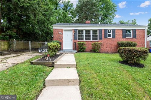 Photo of 1802 62ND AVE, CHEVERLY, MD 20785 (MLS # MDPG610044)