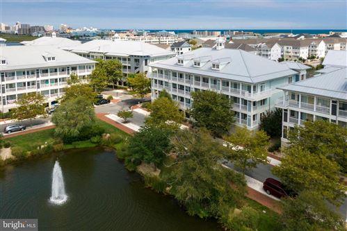 Photo of 6 FOUNTAIN DR E #3B, OCEAN CITY, MD 21842 (MLS # MDWO2002044)