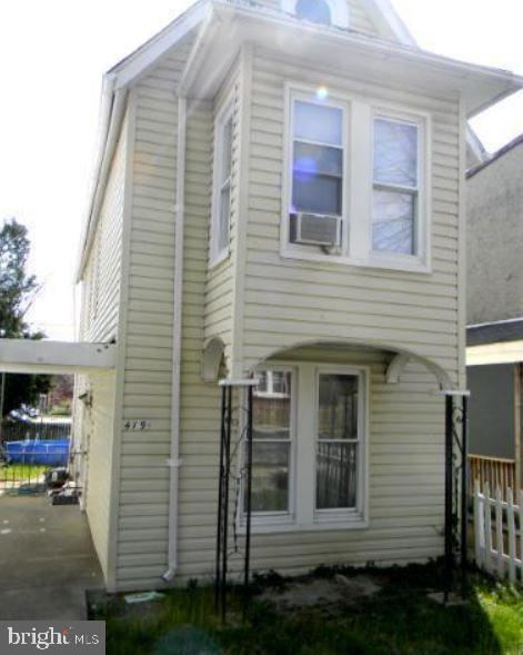 419 CALVIN AVE, Baltimore, MD 21218 - MLS#: MDBA533044