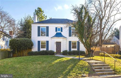 Photo of 5015 BALTIMORE AVE, BETHESDA, MD 20816 (MLS # MDMC741046)