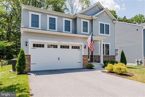 Photo of 1250 PINE HILL DR, ANNAPOLIS, MD 21409 (MLS # MDAA438048)