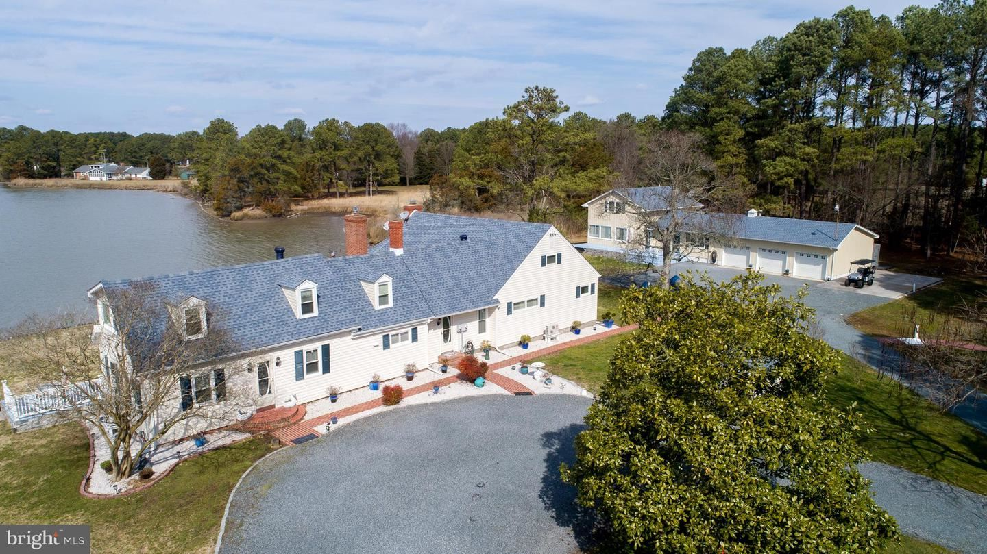 Photo for 5820 ROSS NECK RD, CAMBRIDGE, MD 21613 (MLS # MDDO125048)