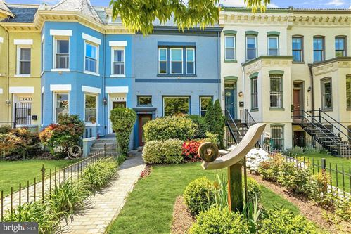 Photo of 1616 NEW JERSEY AVE NW, WASHINGTON, DC 20001 (MLS # DCDC520050)