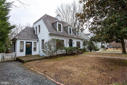 Photo of 4602 DE RUSSEY PKWY, CHEVY CHASE, MD 20815 (MLS # MDMC745050)