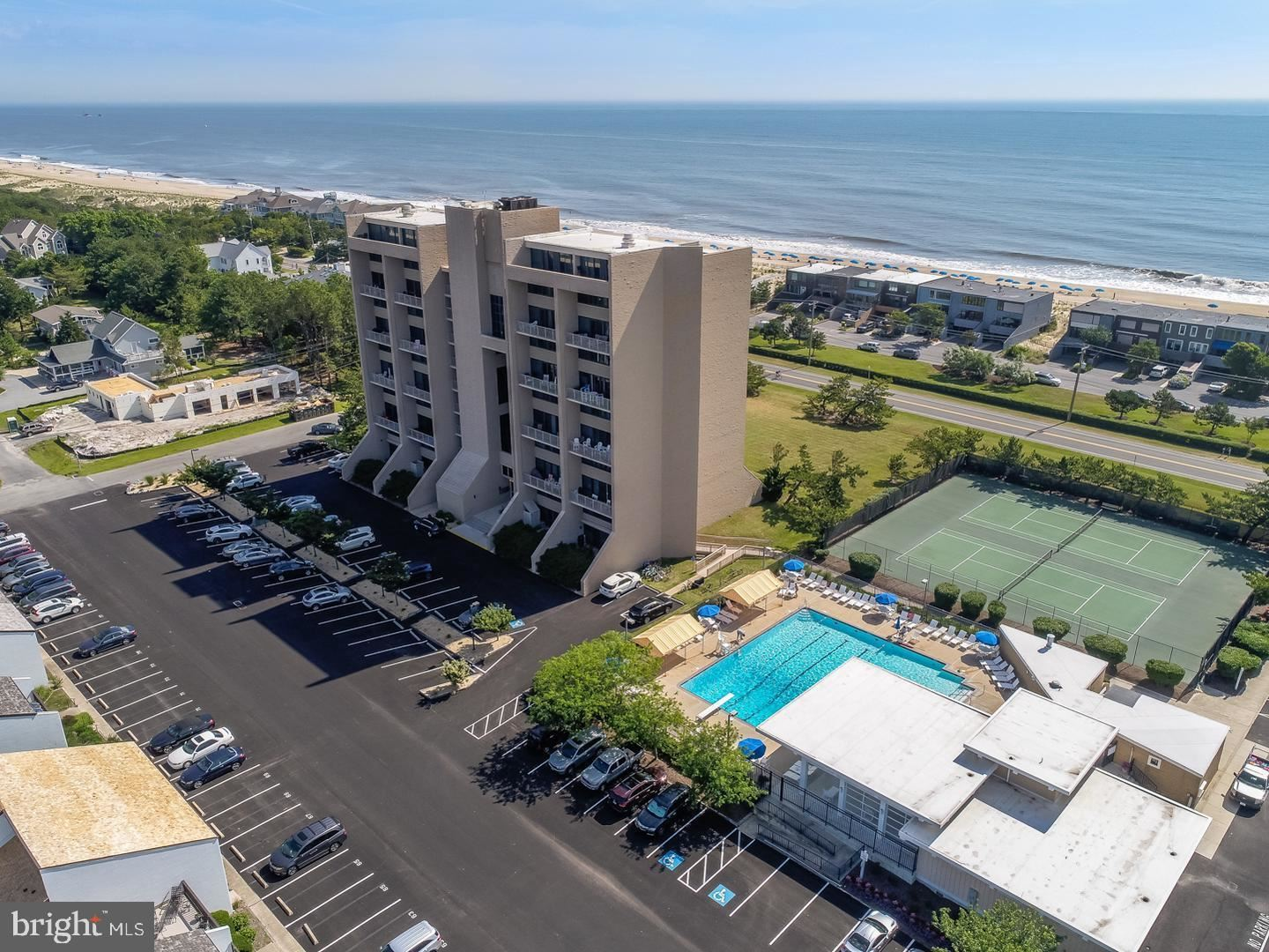 Photo of 21 OCEAN DR #101, REHOBOTH BEACH, DE 19971 (MLS # DESU170050)