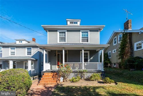 Photo of 1704 IRVING ST NE, WASHINGTON, DC 20018 (MLS # DCDC444052)