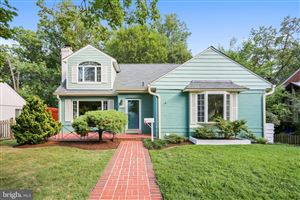 Photo of 3306 CAMALIER DR, CHEVY CHASE, MD 20815 (MLS # MDMC672052)
