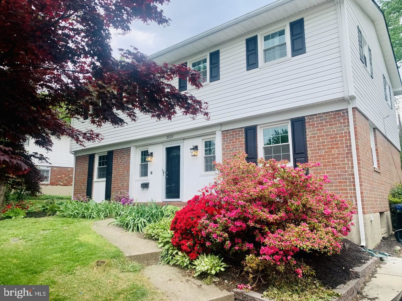 2521 GAINSFORD RD, Lutherville Timonium, MD 21093 - MLS#: MDBC528052