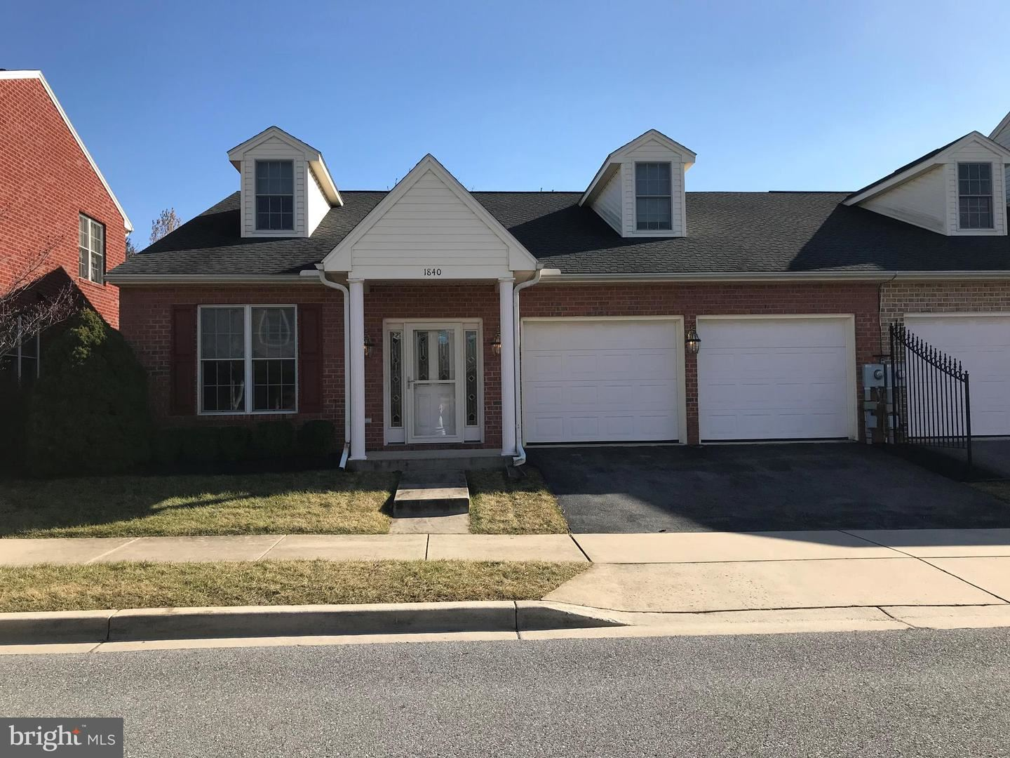 1840 MERIDIAN DR, Hagerstown, MD 21742 - #: MDWA170052