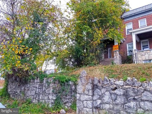 Photo of 3234 PRESSTMAN ST, BALTIMORE, MD 21216 (MLS # MDBA529054)