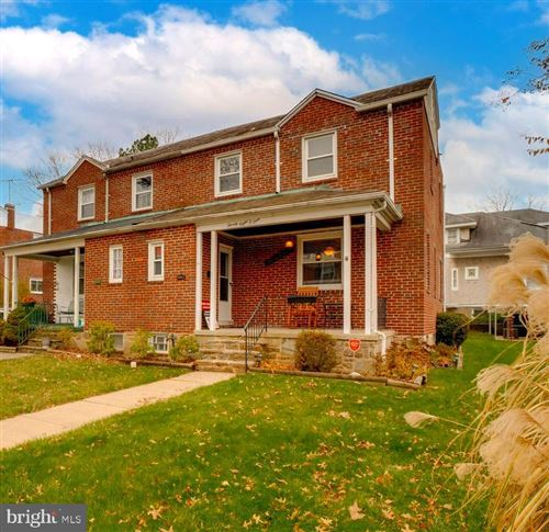 Photo of 2801 HARVIEW AVE, BALTIMORE, MD 21234 (MLS # MDBA533054)