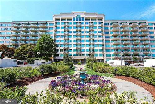 Photo of 5450 WHITLEY PARK TER #209, BETHESDA, MD 20814 (MLS # MDMC713054)