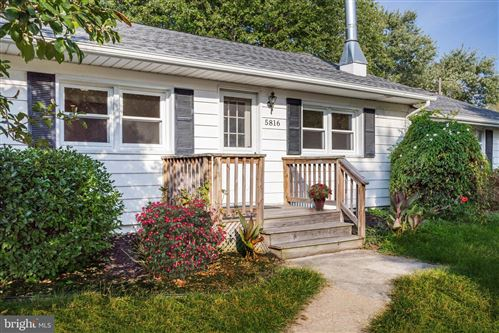 Tiny photo for 5816 WHIPOORWILL DR, DEALE, MD 20751 (MLS # MDAA415056)