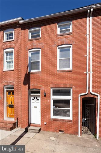 Photo of 409 S WOLFE ST, BALTIMORE, MD 21231 (MLS # MDBA2001056)