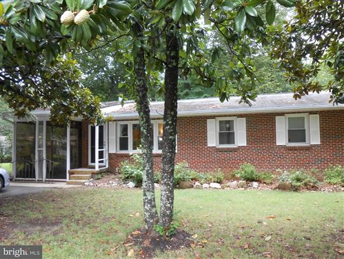 Photo of 48 ROBSHIRE MANOR RD, HUNTINGTOWN, MD 20639 (MLS # MDCA178056)