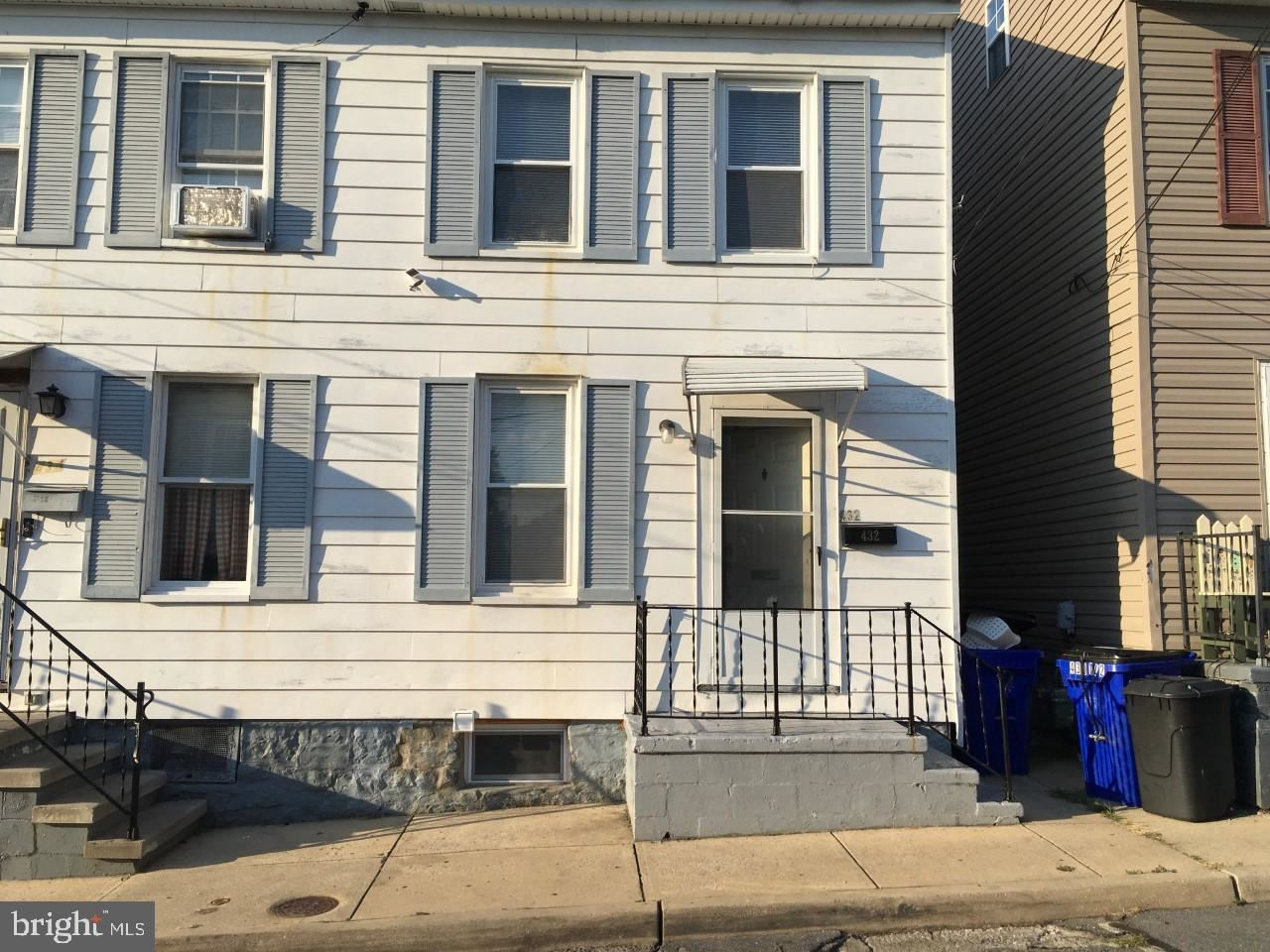 Photo of 432 MECHANIC ST, HAGERSTOWN, MD 21740 (MLS # MDWA2001056)