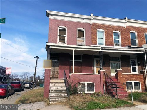 Photo of 2770 KINSEY AVE, BALTIMORE, MD 21223 (MLS # MDBA529058)