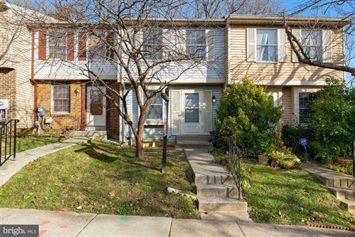 Photo of 3740 CASTLE TER #120-145, SILVER SPRING, MD 20904 (MLS # MDMC725058)