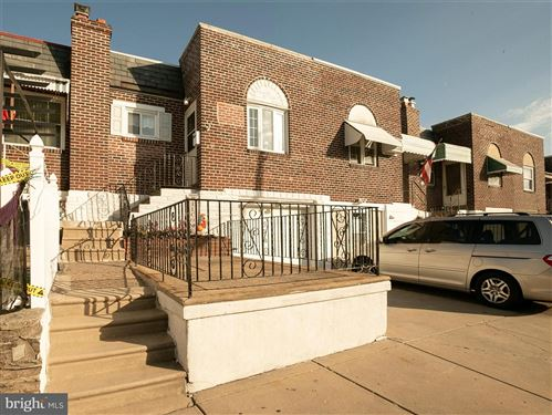 Photo of 4333 ELSINORE ST, PHILADELPHIA, PA 19124 (MLS # PAPH948058)