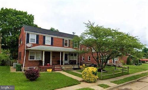 Tiny photo for 3804 EVERGREEN AVE, BALTIMORE, MD 21206 (MLS # MDBA494060)