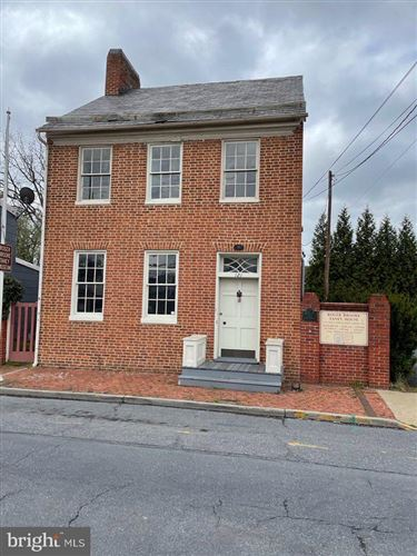Photo of 121 S BENTZ ST, FREDERICK, MD 21701 (MLS # MDFR277060)
