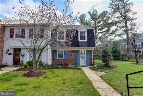 Photo of 741 AZALEA DR #36, ROCKVILLE, MD 20850 (MLS # MDMC702060)